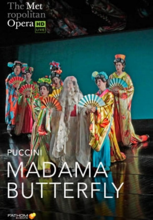 The Met Opera 2019-20: Madama Butterfly Encore Image