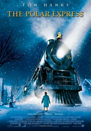 The Polar Express Re-Release Image