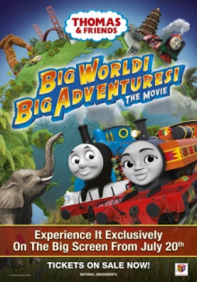 Thomas & Friends: Big World! Big Adventures! The M Image