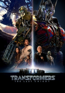 Transformers: The Last Knight 3D Image